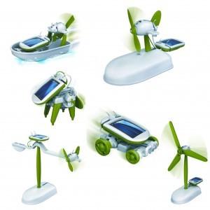 Игрушка на солнечных батарейках «Хамелеон»
