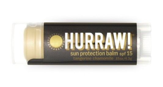 Бальзам для губ Hurraw! Sun Protection Balm SPF 15