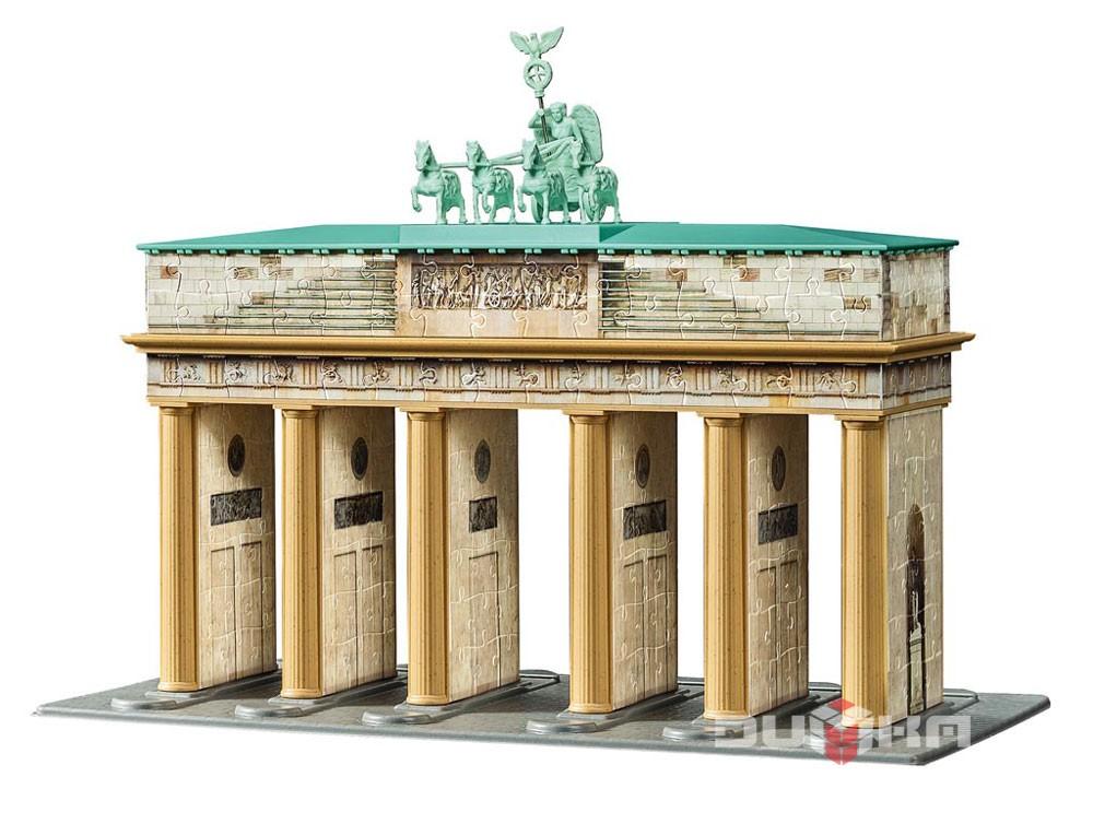 3D Пазл Бранденбургские ворота
