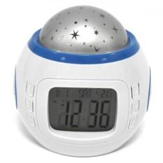 Часы - ночник - проектор звездного неба