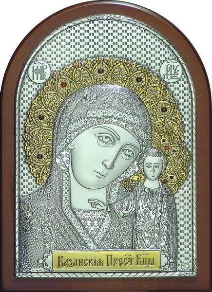 Икона образ Богородицы Казанская