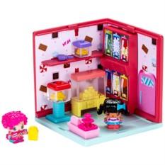 Кукольный домик Mattel My Mini Mixi Q's Мини комнаты