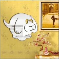 Декоративное зеркало Собака
