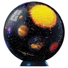 Шаровый пазл «Планеты»