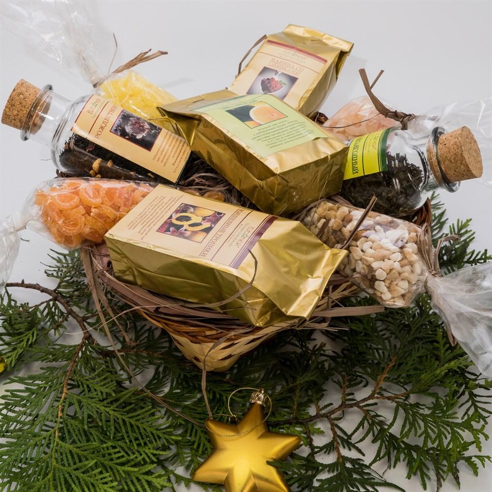 Подарочный чайный набор «Эниа» Золото