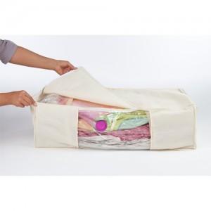 Вакуумный компрессионный пакет с сумкой-кофром