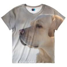 Детская футболка Лабрадор