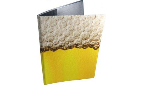 Обложка на паспорт Пиво