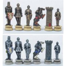 Шахматные фигуры Средневековые рыцари