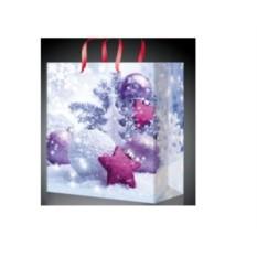 Прекрасный пакет для новогодних подарков