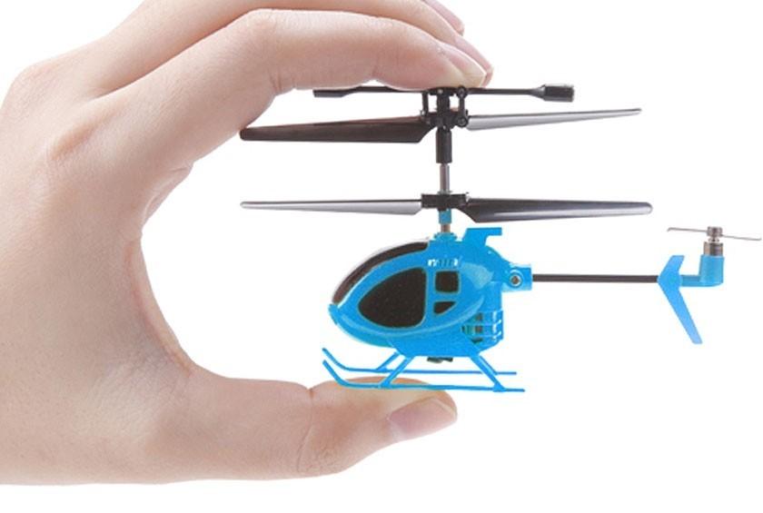 Радиоуправляемый микро вертолет SYMA S6 Mini 3CH Nano