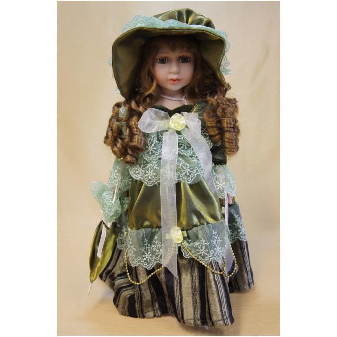 Фарфоровая кукла «Вероника»