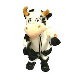 Сумасшедшая корова -топотушка