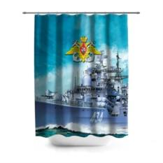 Штора для ванной ВМФ