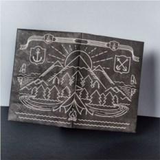 Обложка для паспорта New wallet New Travel