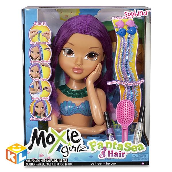 Кукла-торс Moxie Морские красавицы. Софина
