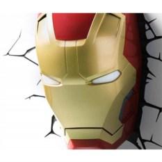 3D-светильник Железный Человек