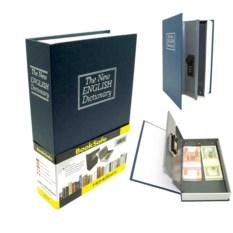 Книга-сейф с кодовым замком The new english dictionary
