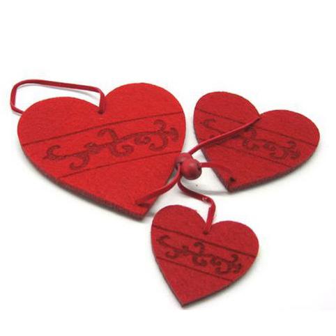 Гирлянда «Три сердца»