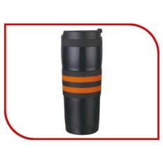 Термокружка Alpenkok Георгиевская лента 400 ml Black