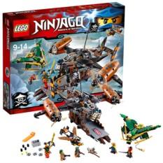 Конструктор Lego Ninjago Цитадель несчастий