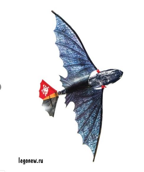 Игрушка Летающий Беззубик