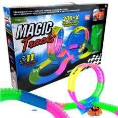 Конструктор Magic Tracks Deluxe из 236 деталей
