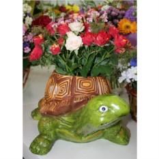 Садовая фигура-кашпо Черепаха