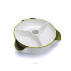 Блюдо для снека Double Dish™ (большое)