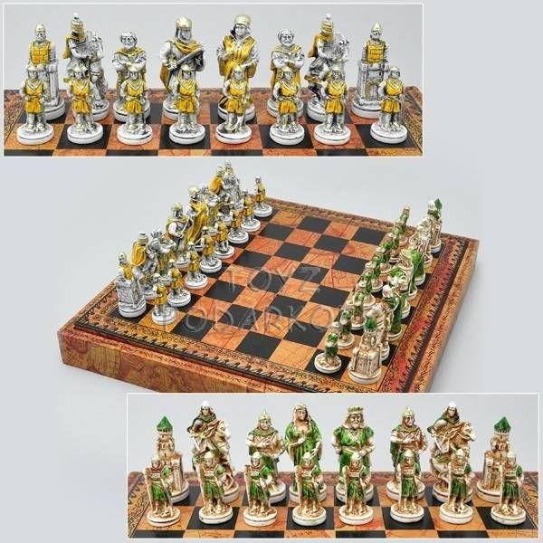 Игральный набор из 3 игр Камелот