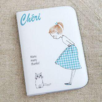 Визитница Cheri&Cat