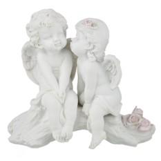 Фигурка «Влюбленные ангелы»