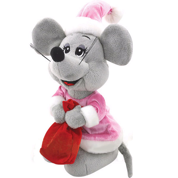 Мышонок с мешком
