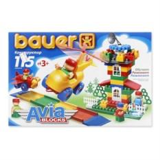 Конструктор Bauer Avia ,115 элементов