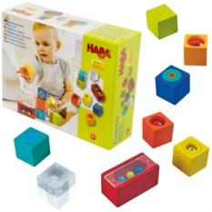 Кубики Haba «Открытие»