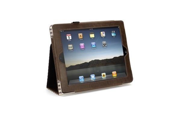 Чехол Griffin Elan Folio для iPad3, Black Choc