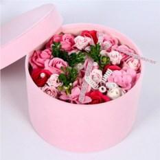 Подарочный набор цветов из мыла «Праздничный»