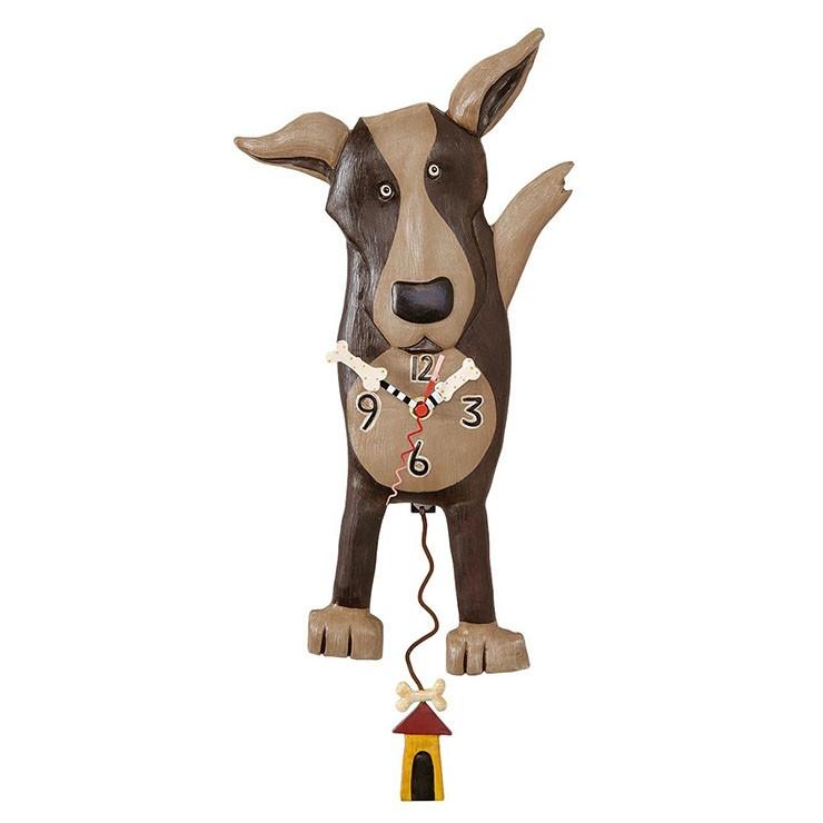 Часы Песик-стражник