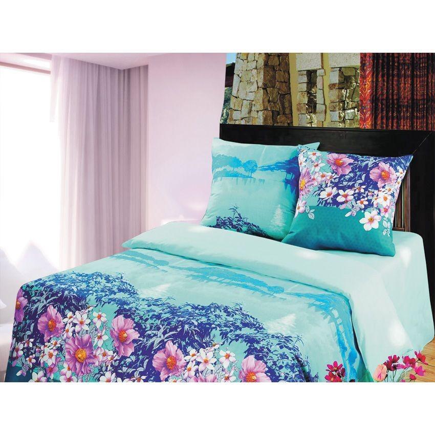 Комплект постельного белья Утренний пейзаж (евро)