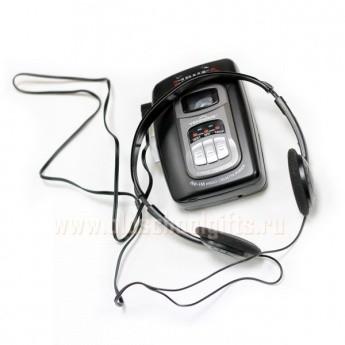 Кассетный аудио плеер с FM-приемником