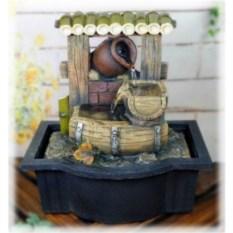 Настольный декоративный фонтан Безмятежность