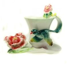 Чайный набор Розочка