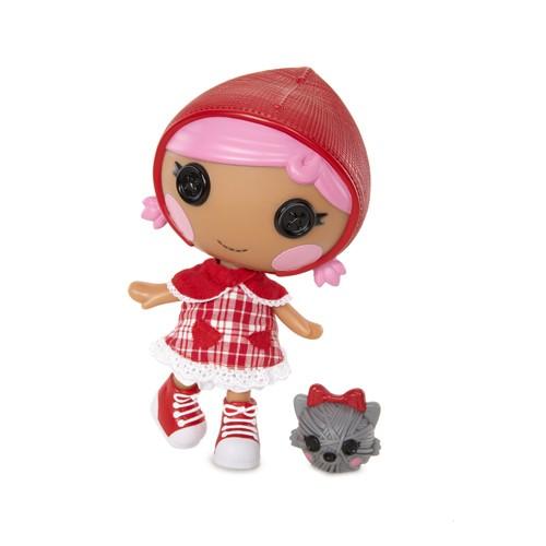 Кукла Лалалупси Литлс. Красная шапочка