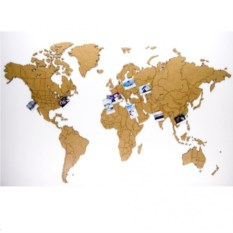 Реалистичный пазл мира True World Puzzle Base