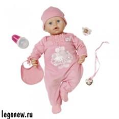 Кукла с мимикой Baby Annabell (Zapf Creation)