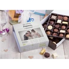 Бельгийский шоколад в подарочной упаковке Семейные новости