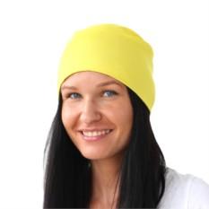 Желтая шапка Brazgovka