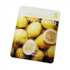 Маска It's Skin Lemonherb fresh up mask sheet