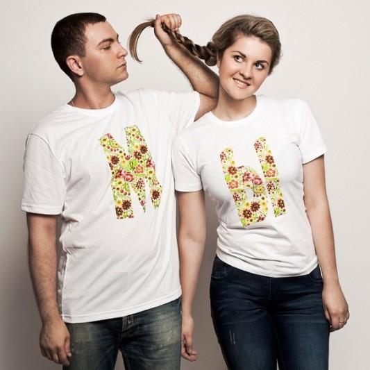 Женcкая футболка МЫ