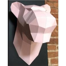 Набор для сборки декоративной модели Пантера